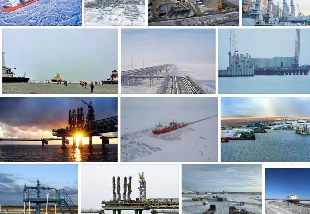 Работа в Арктике и Арктик СПГ вакансии до 2028