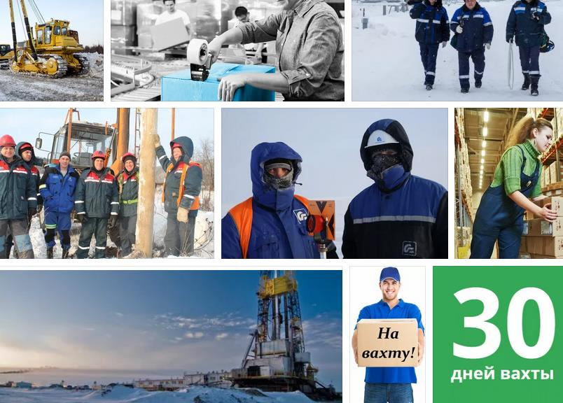 Вакансии в Арктике собеседование до 2058