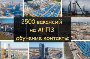 амурский гпз вакансии 2020 - 2025 официальный сайт
